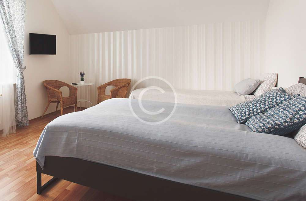 Double Room (Private)